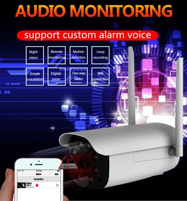 Outdoor Wireless Camera Ip Camera Wireless Camera Wifi Camera