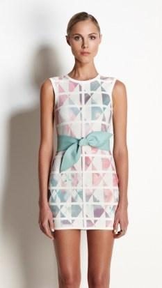Talulah white love dress $199 | threadsandstyle.com.au