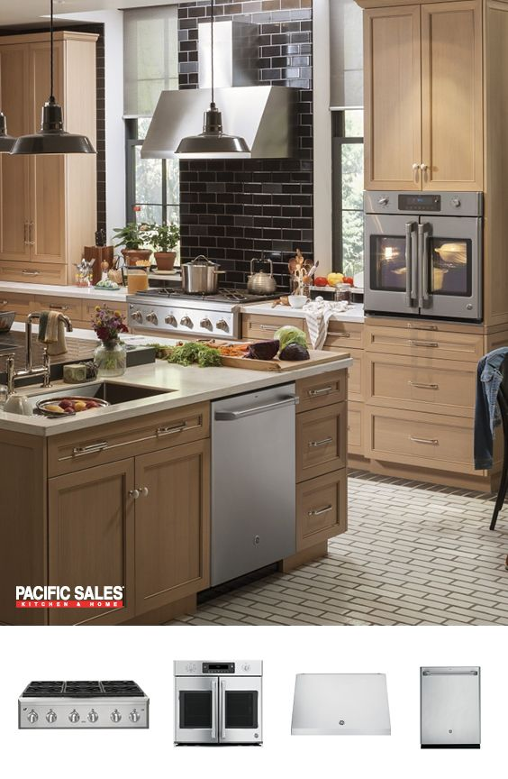 Right now at Pacific Sales, buy 3 or more qualifying GE Cafe appliances and get a dishwasher for FREE! And, get the GE Appliances Fit Guarantee. When replacing a cooktop or wall oven, you can shop with confidence that your new model will fit. To learn more about the Pacific Sales experience, visit PacificSales.com/gecafe