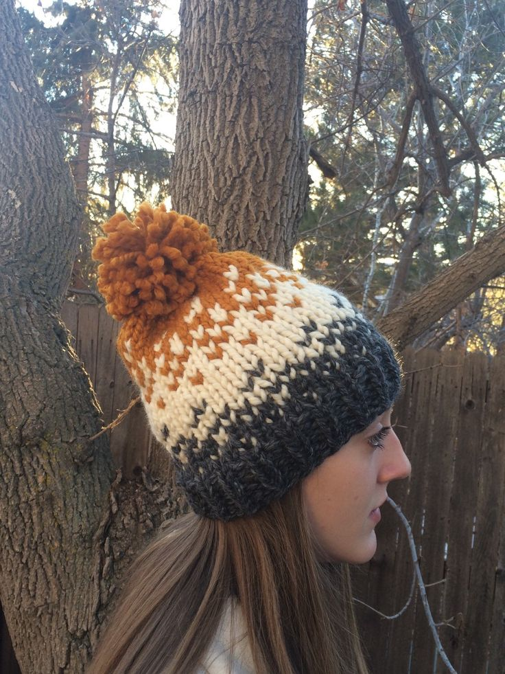33 best Knitting - Hats | Fair Isle images on Pinterest | Knitting ...