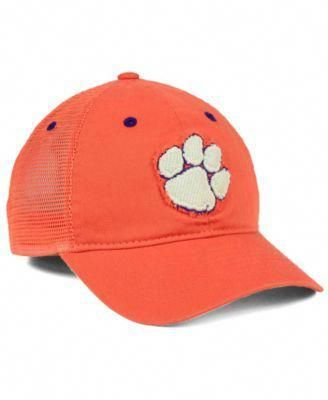 ee07e4581d4 Zephyr Clemson Tigers Homecoming Cap - Orange Adjustable  clemsonbaseball