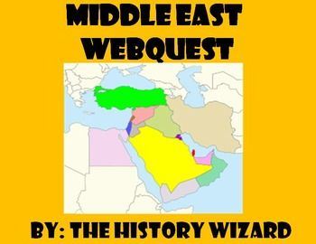 10 best middle east images on pinterest middle east worksheets middle east webquest and answer sheet publicscrutiny Images