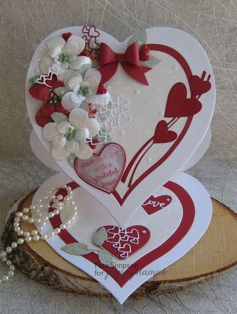 Hearts A Flutter. Poppystamp dies.