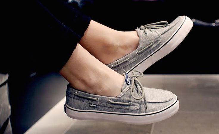 Dockside feminino: inspire-se para incluir o calçado nos seus looks do dia