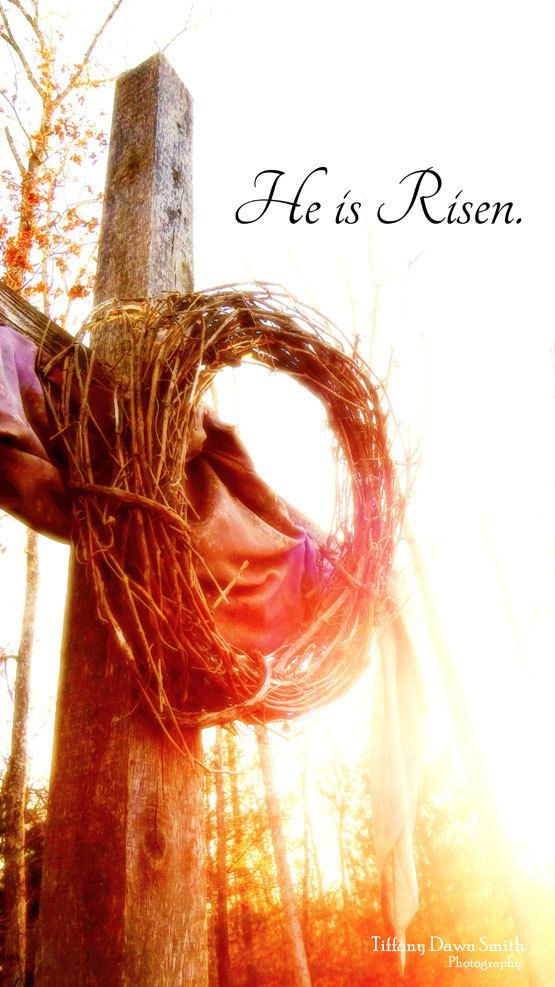 Religious Photography  He is Risen Easter by TiffanyDawnSmith, $45.00