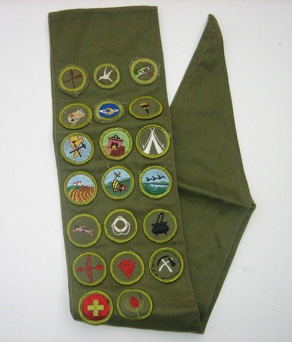 Best 25+ Boy scout sash ideas on Pinterest | Boy scout badges ...
