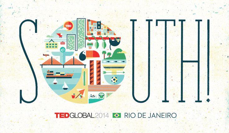 TEDGlobal 2014: South!