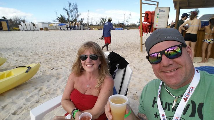 """""""Our vacation to the Bahamas had everything you would want! Great weather and beautiful scenery. Fantastic food and an excellent mix of relaxation and activities. We also met some amazing people. """"Chilling"""" on a beach is one of the best ways to take the chill out of a winter!"""""""
