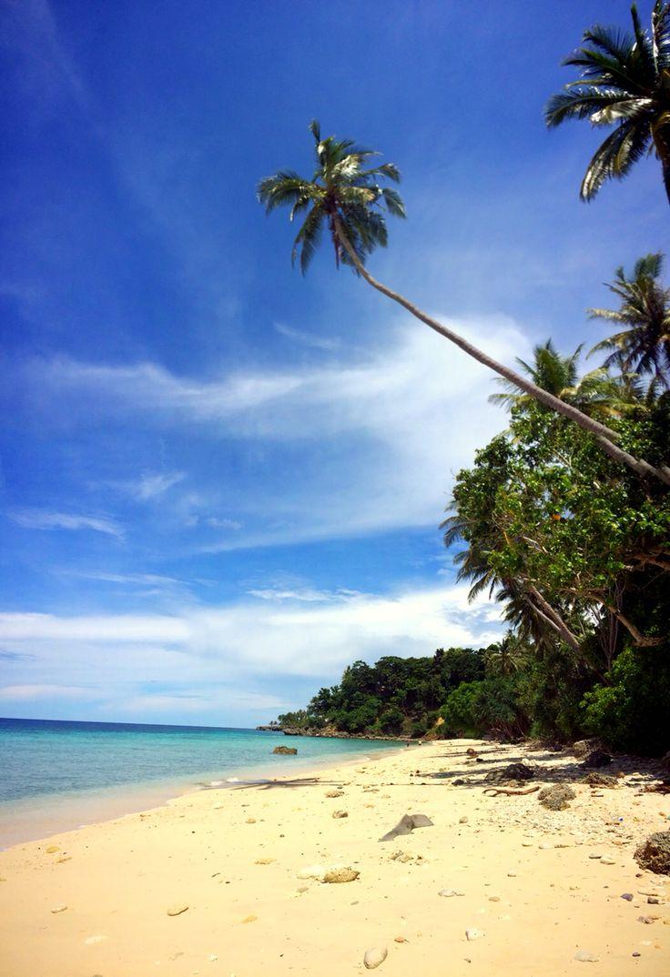 Pantai sumur tiga, sabang-aceh