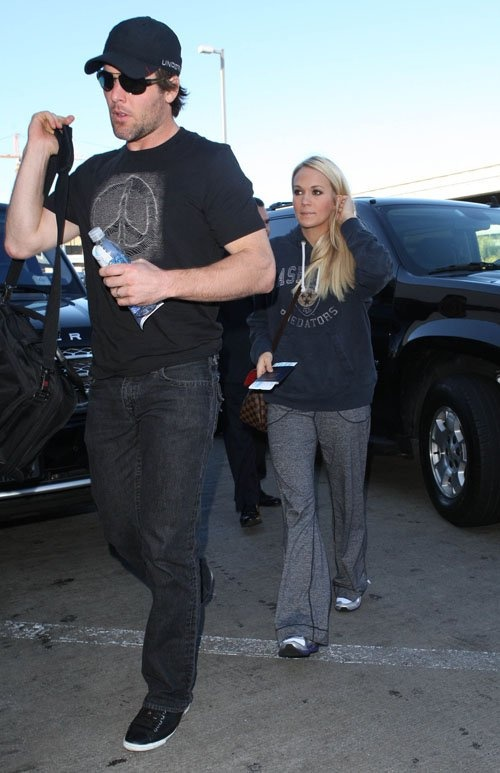 Carrie and Mike<3