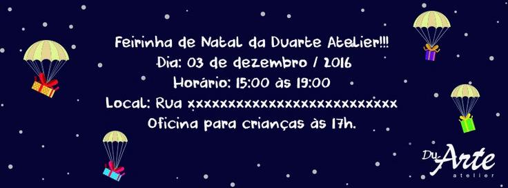 Freelancer - Convite para utilizar como foto de capa do Facebook -  Criado por: Monique Caroline Duarte Alves.