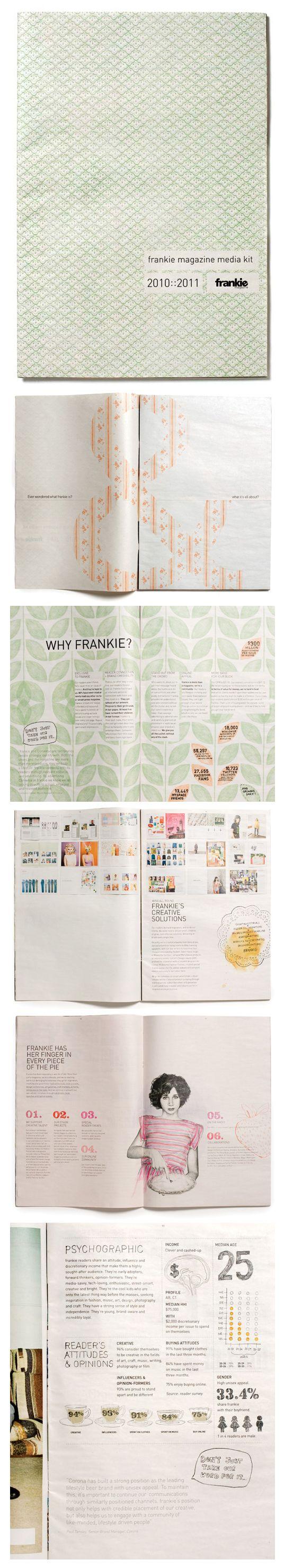 Frankie Media Kit 2010-11