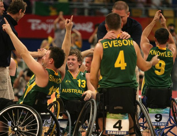 Australia's Men's Wheelchair Basketball team qualifies for London 2012