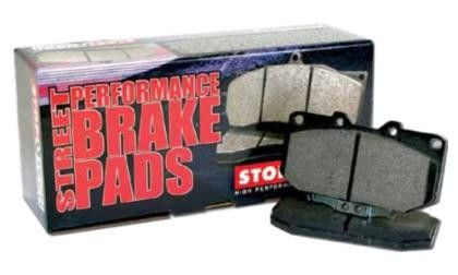 Stop Tech Performance 04-09 Acura TSX / 09 Accord V6 Coupe ONLY Front Brake Pads