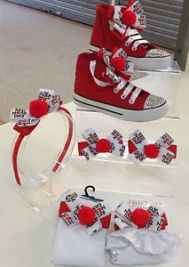 Red Nose Day set