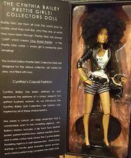 Синтия Бейли барби/prettie девочка афро-американских/черный коллекционеров кукла