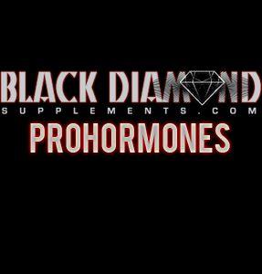 Prohormones at Black Diamond Supplements
