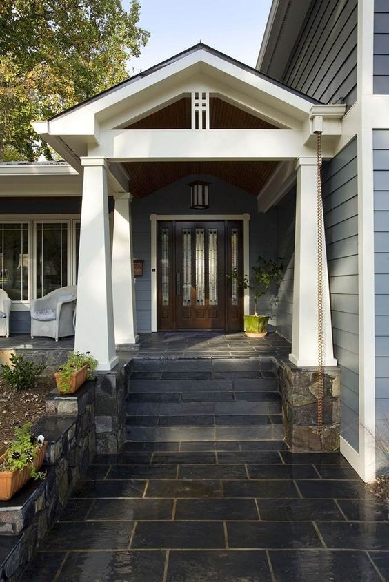 how to build a front entrance room add on