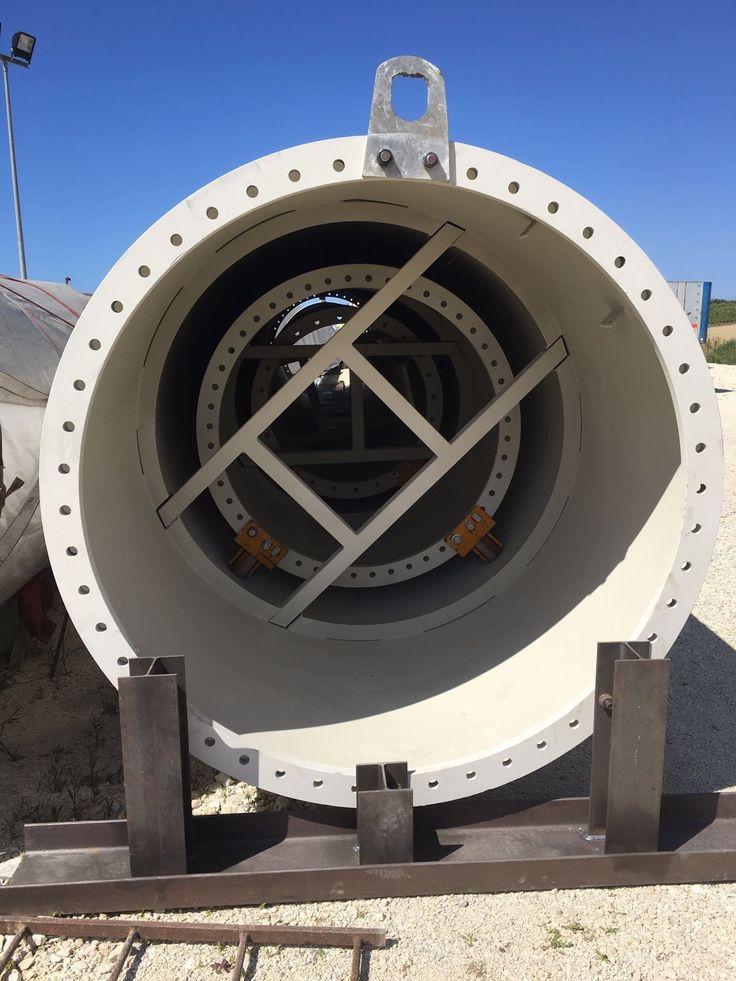 """costruzione torri eoliche"" in acciaio per produttori di ""turbine eoliche da 60 kw"""