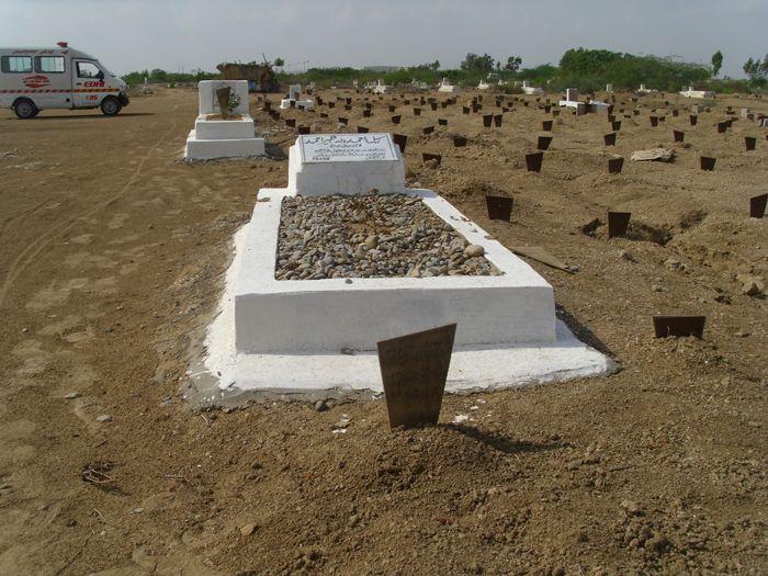 Image result for Edhi graveyards