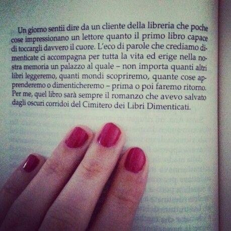 #rileggendo L'ombra del vento di Carlos Ruiz Zafón
