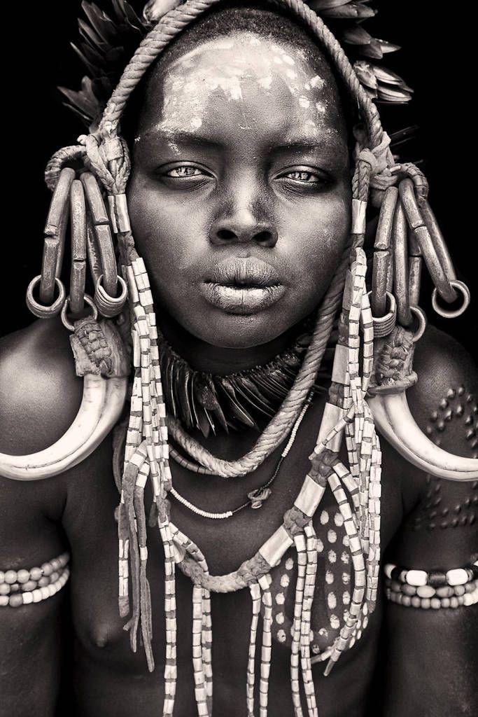 Afrique, nomade