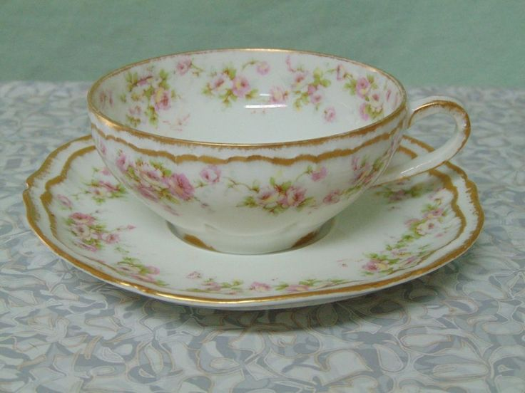 Interesting Theodore Haviland Limoges China Patterns Pictures - Best ...