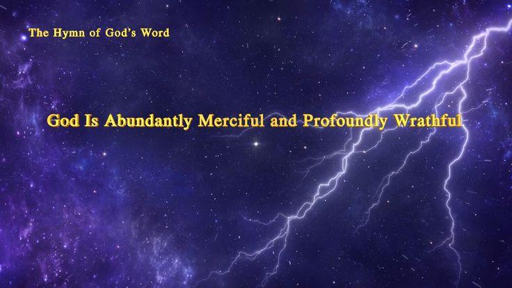 "Eastern Lightning | The Hymn of God's Word ""God Is Abundantly Merciful a..."