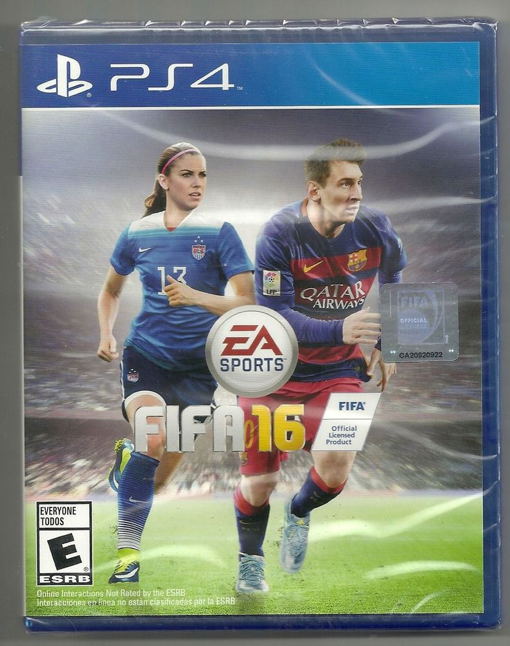 FIFA 16 . BRAND NEW . sealed . Sony Playstation 4  http://rover.ebay.com/rover/1/711-53200-19255-0/1?icep_ff3=2&pub=5575154481&toolid=10001&campid=5337812539&customid=&icep_item=121880286581&ipn=psmain&icep_vectorid=229466&kwid=902099&mtid=824&kw=lg  #Fifa #Fifa16 #Ps4 #Playstation #Playstation4 #Game #Gaming #Jeux #JeuxVideo #VideoGame #Pc #Player #Gamer #Gamers #Players #Play #Acting #Pack #Playing #Video #Vidimus #PlayRoom