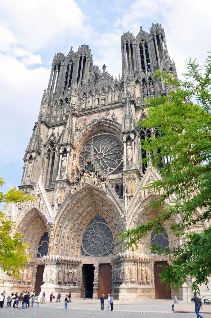 Cathédrale de Reims,
