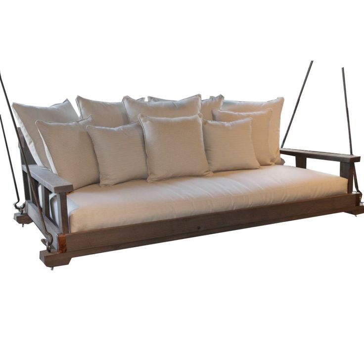 fabulous daybed mattress cover with many brown cushions