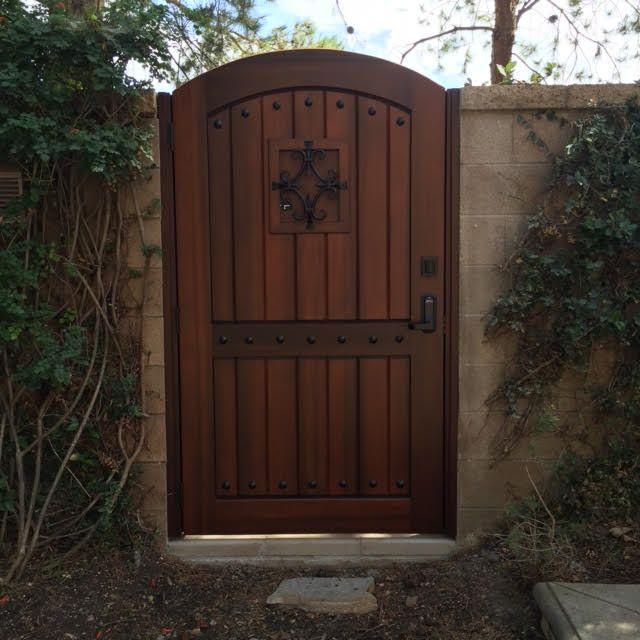 Custom Wood Gates: 115 Best Premium Wood Gates Images On Pinterest