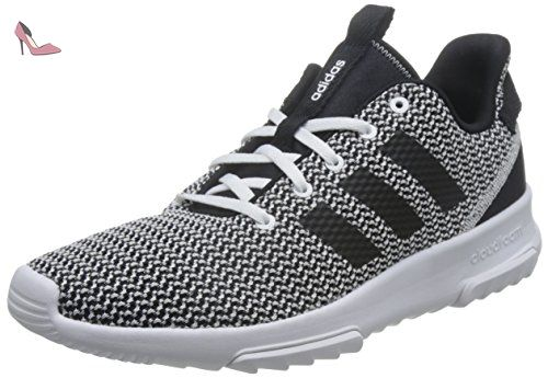 best sneakers b0a1e 6f3d5 adidas Cf Racer Tr, Chaussures de sport homme - blanc - Blanc (Ftwbla
