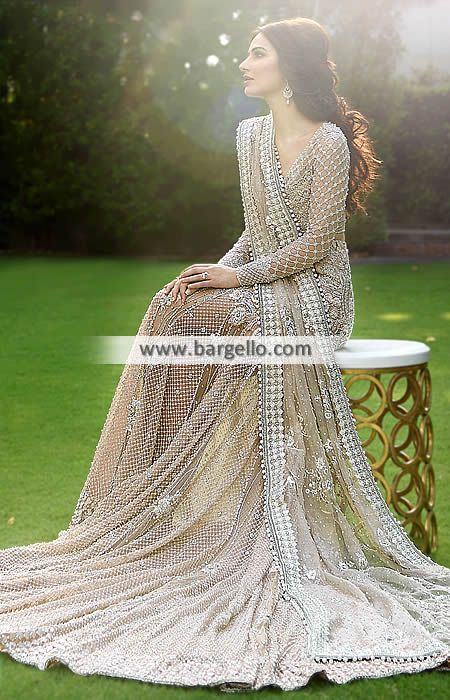 Faraz Manan Bridal Lehenga Dresses Bellerose New York NY US D5930 Bridal Wear