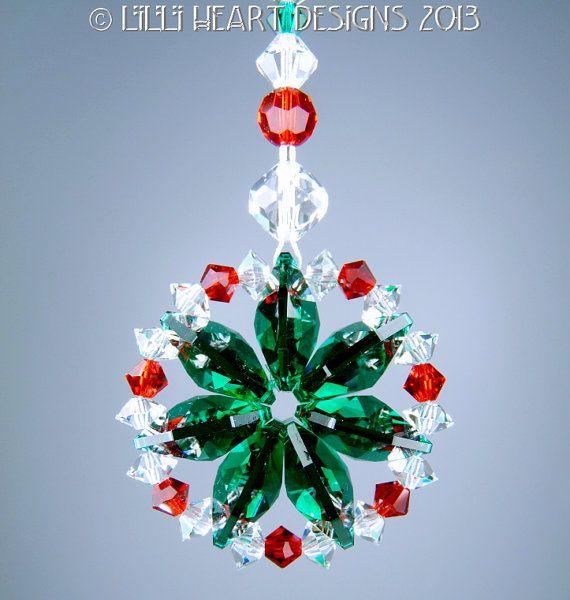 Made With Swarovski Crystal SunCatcher by LilliHeartDesigns, $21.99