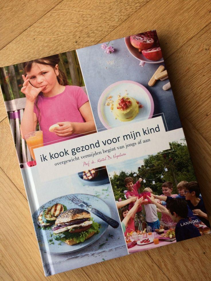 """Met de tips uit het boek """"Ik kook gezond voor mijn kind"""" zet je zonder verpinken een gezond dagmenu voor kinderen op tafel, en dat in een handomdraai."""