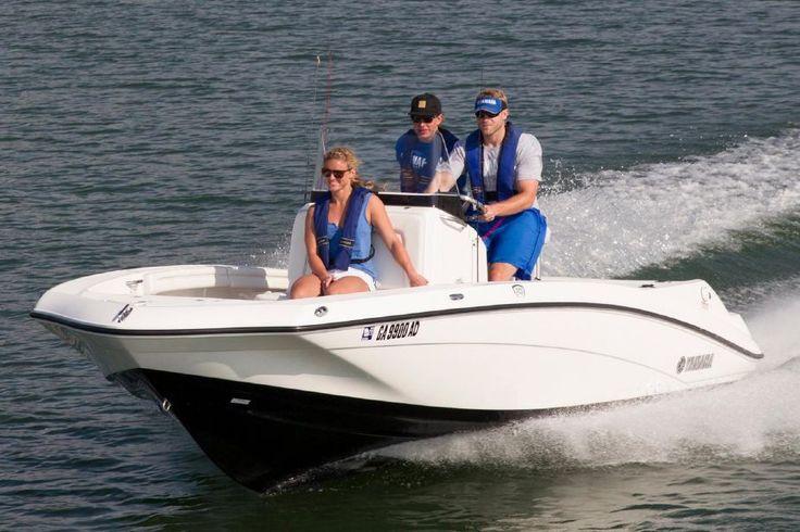 2016 Yamaha 190 FSH Power Boat For Sale - www.yachtworld.com