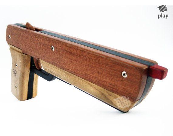 Pistolet bois  Desert Eagle pistolet de jouet dinspiration