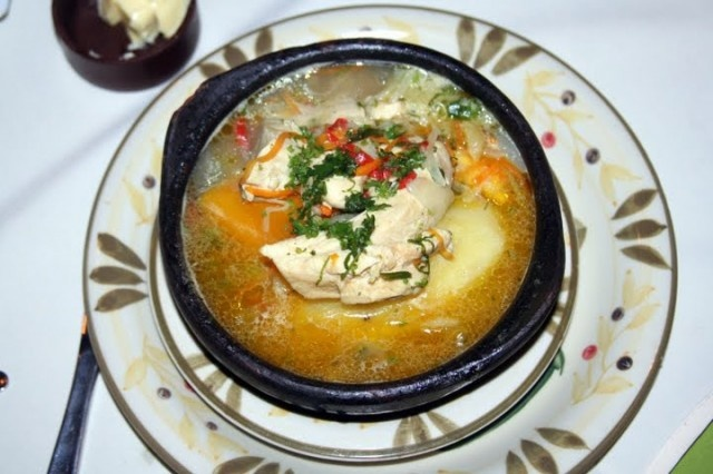 traditional Easter Island soup