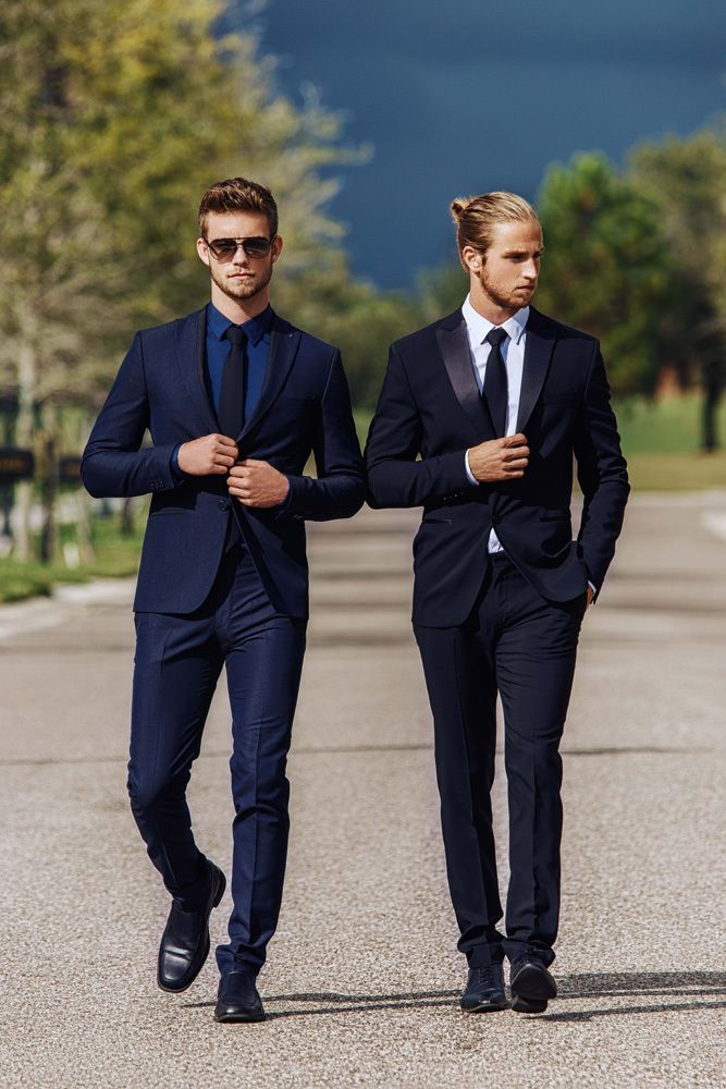 336 best SUITS images on Pinterest | Men fashion, Menswear and ...