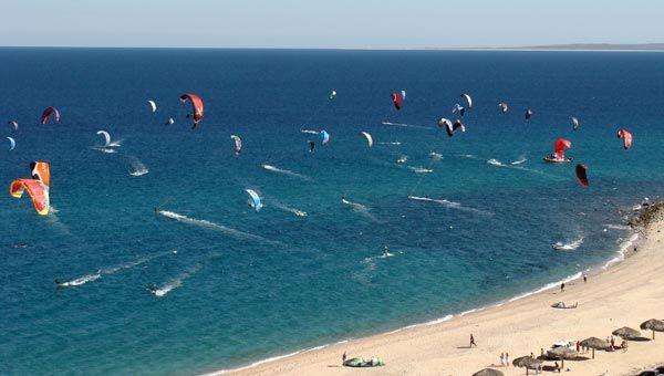 5 Top Kitesurfing Destinations You Must Experience: La Ventana in Baja California...