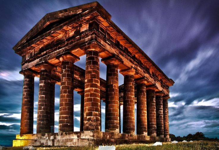 Penshaw Monument, Sunderland, Tyne & Wear