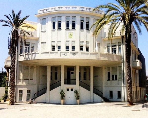 Tel aviv tours tour of tel aviv bauhaus architecture for Bauhaus swimmingpool