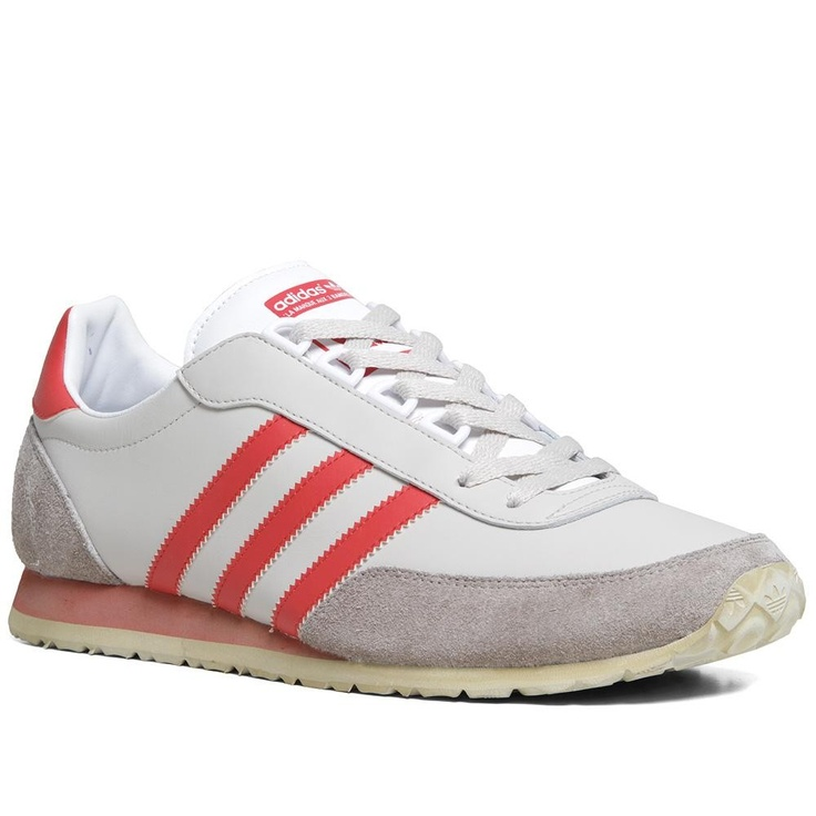 ... Herren Schuhe online store deutschland Weiß Grau. Adidas Potosino -  (Bliss, Red & Silver) · Adidas Sneakers