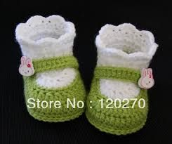 zapatitos crochet para bebe - Buscar con Google