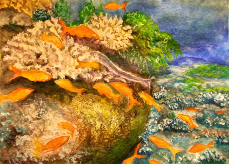 GALERIA PALOMO MARIA: fondo marino