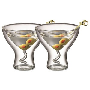Martini Gl Set Of 2 Now Featured On Fab