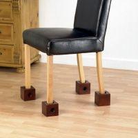 Wooden Chair Raisers (Blox) - Assist Ireland