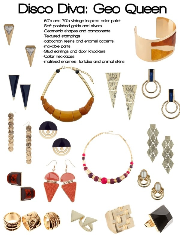Fall 2012 Jewelry Trends - Rocks Paper Metal