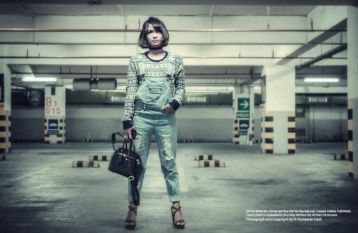 Halla Malinda Photo By @purnawanhadi | www.purnawanhadi.com  #ootd #fashion #street #photography #photooftheday